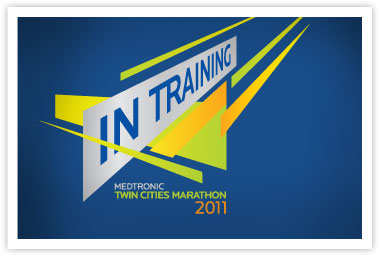 Twin Cities Marathon Men's shirt
